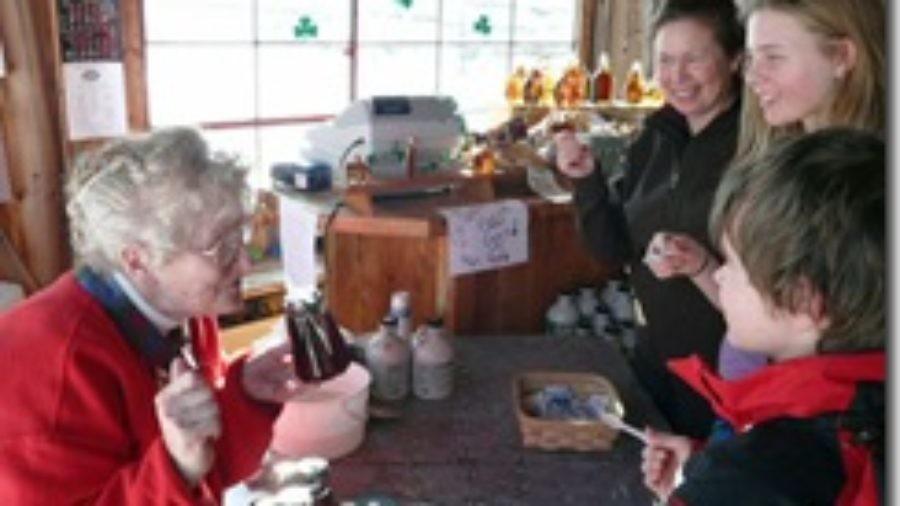 Ioka Valley Farm Maple Goodness: Maple Syrup Tasting, Sugar House & Pancake Breakfast Calf-A