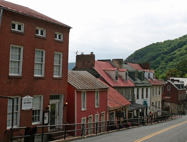 Harpers Ferry - Scenic Route to Florida, Day 1 - Albany ...