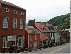 Harpers Ferry – Scenic Route to Florida, Day 1