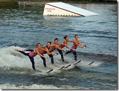 Jumping Jacks: Dinner and Water Ski Show