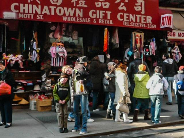 Chinatown gifts