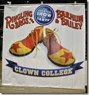 Clowning Around with Ringling Bros.