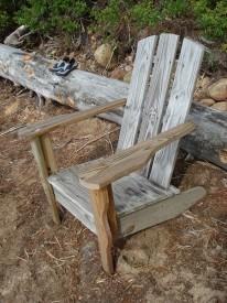 Basic Adirondack Chair