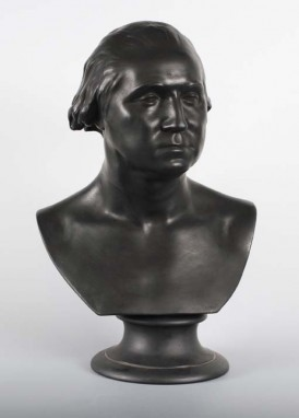 Bust of George Washington (1732-1799) After Jean Antoine Houdon (1741-1828)