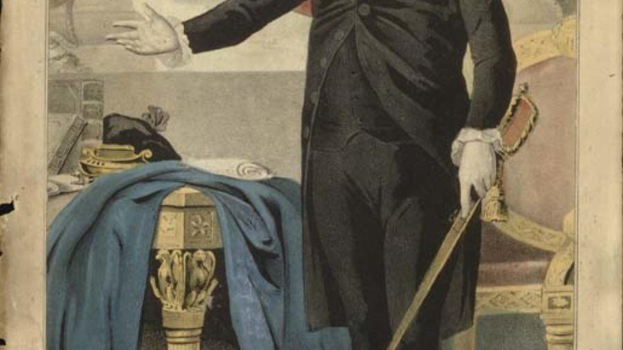 George Washington (1732-1799) Nathanial Currier