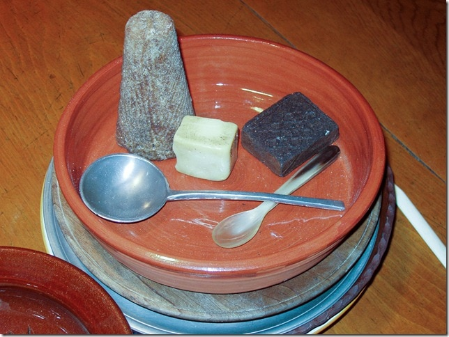 Dutch colonial cooking ingredients
