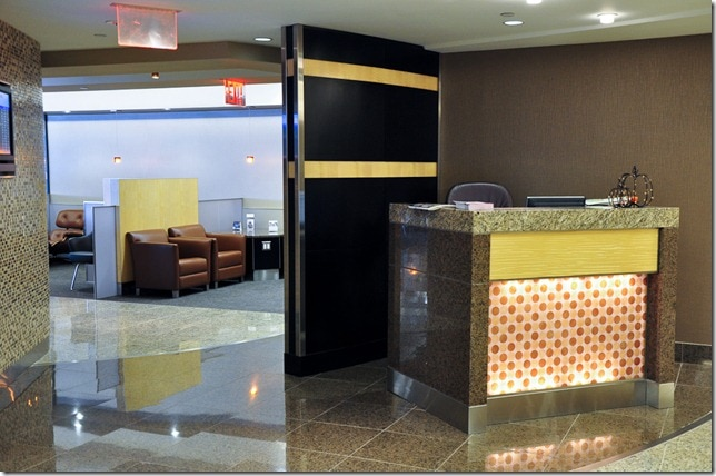 Admirals Club Photo Tour – Membership Has Its Privileges