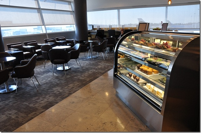 Admirals Club Cafe
