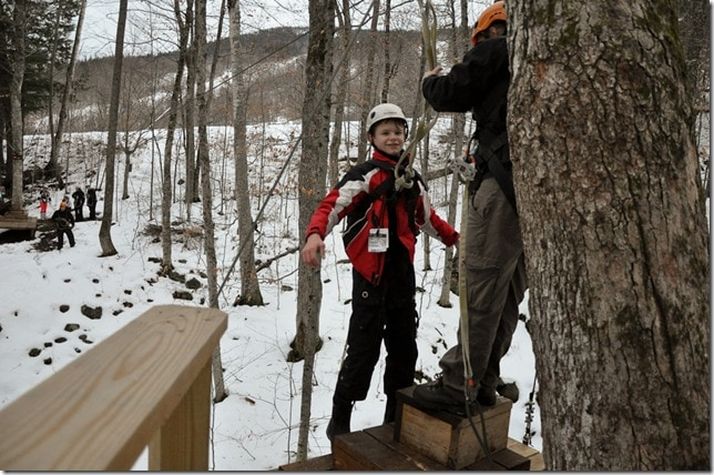 sunday river zipline trust course