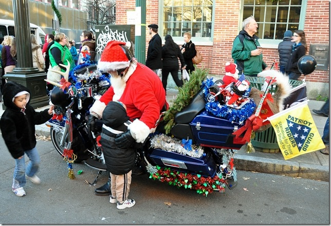 Victorian Stroll - Troy, NY - Patriot Guard Riders