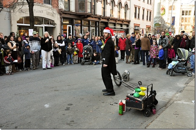 Victorian Stroll - Troy, NY - Street Performance