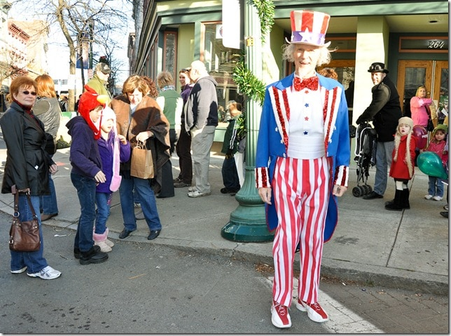 Victorian Stroll - Troy, NY - Uncle Sam