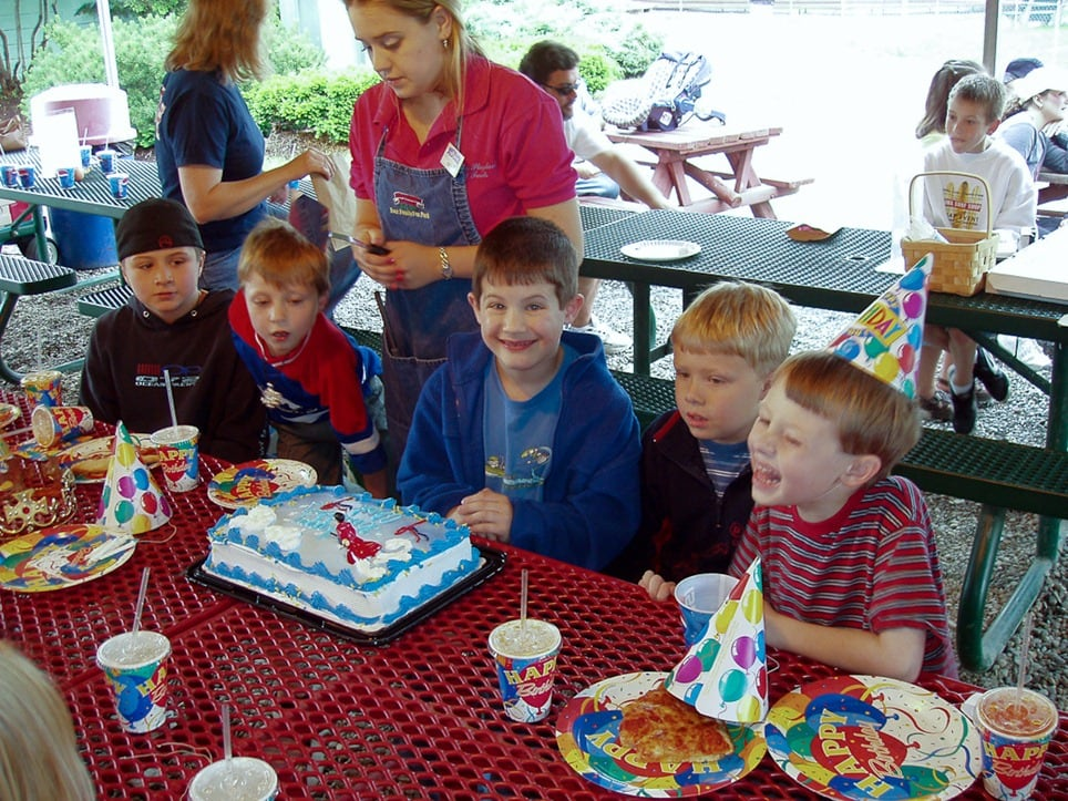 ... Birthday parties in the gorgeous Finger Lakes region are no exception
