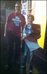 Alex meets David Baszucki – Founder & CEO of ROBLOX.