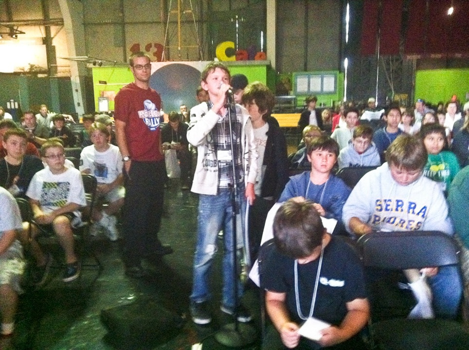 ROBLOX Game Conference Returns to San Francisco - Albany Kid