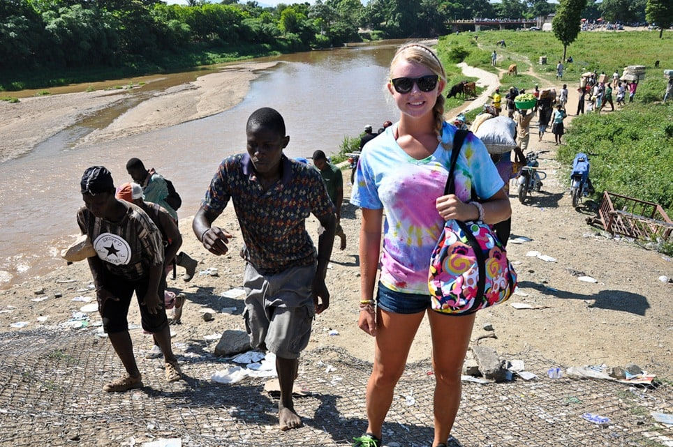 In The Heart Of Haiti Bloggers Make A Difference