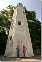 Hannibal MO lighthouse