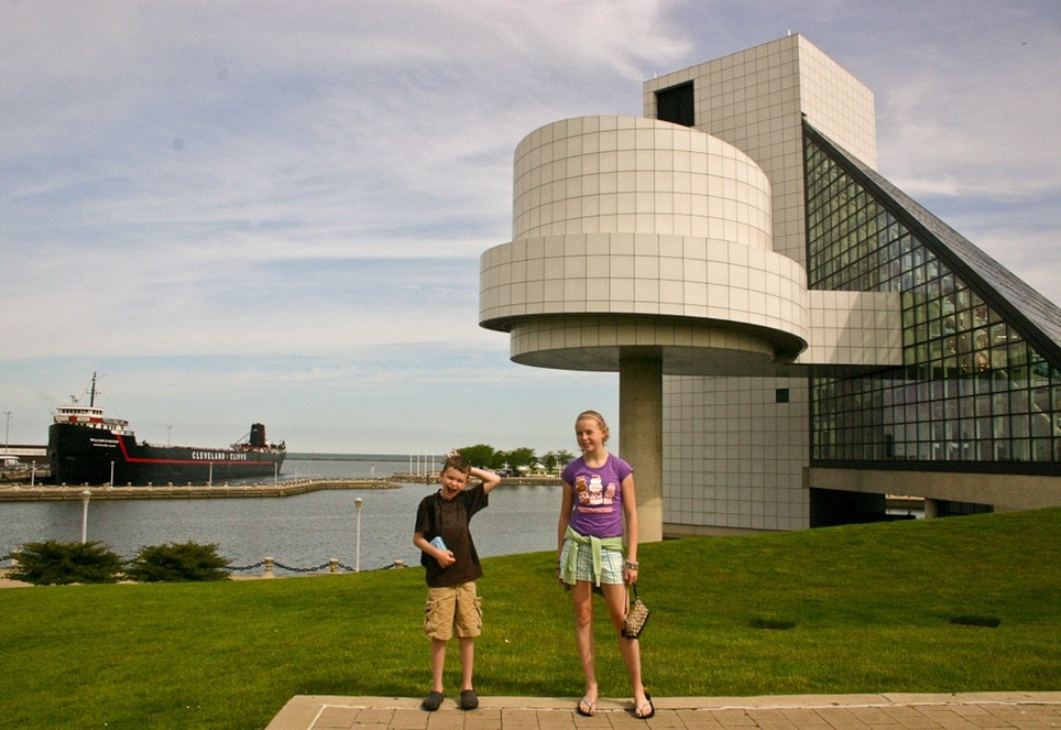 Make Musical Connections: Take the Kids to The Rock and Roll Hall of ...