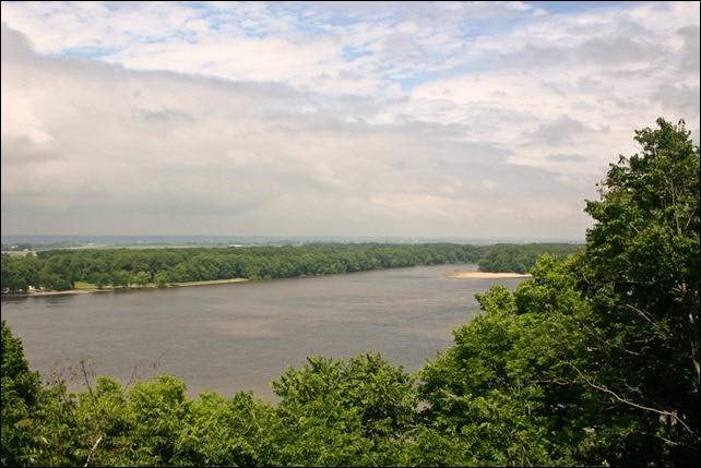 Mississippi River - Hannibal MO
