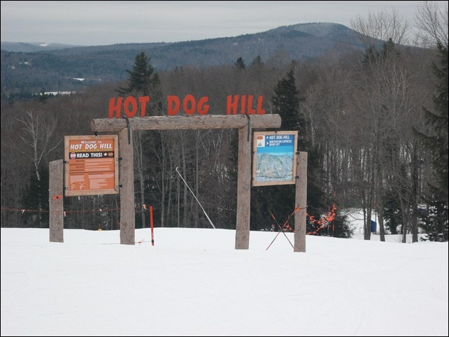 Okemo Hot Dog Hill