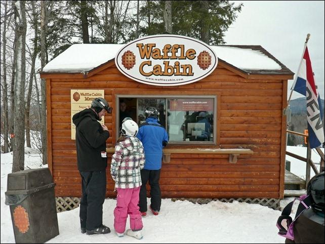 Okemo Waffle Cabin-5
