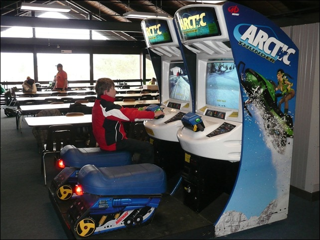 Okemo arcade