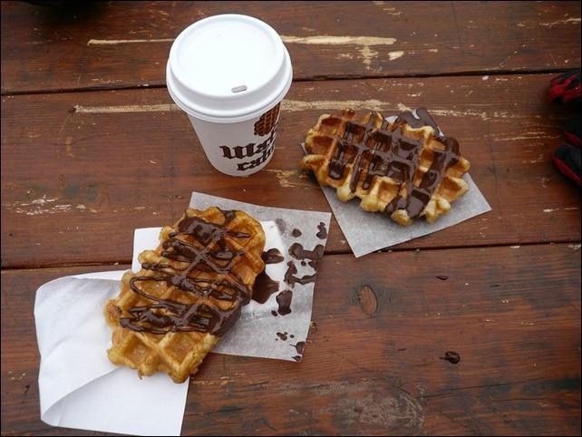Okemo waffles