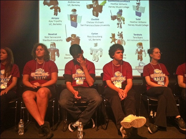Roblox interns 2011.