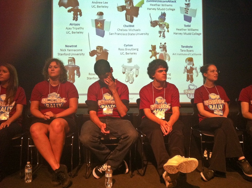 roblox game conference returns to san francisco   albany