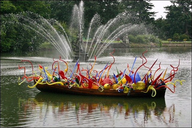 Dale Chihuly - Kew Gardens