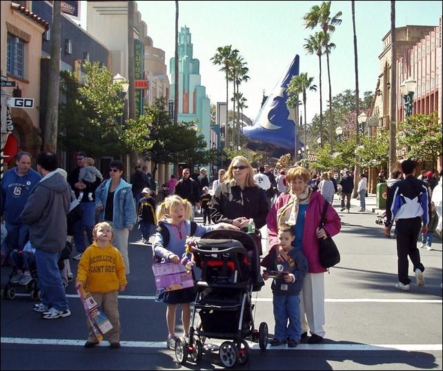Family at Disney World - Orlando, FL