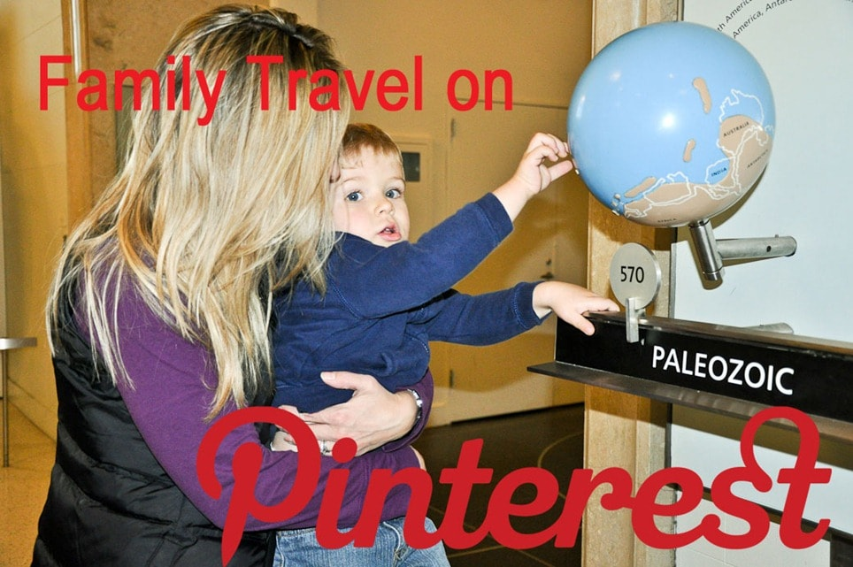 50+ Family Travel Blogs on Pinterest