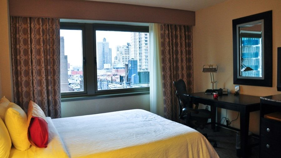 Hilton Garden Inn Times Square: A Quiet Oasis in NYC