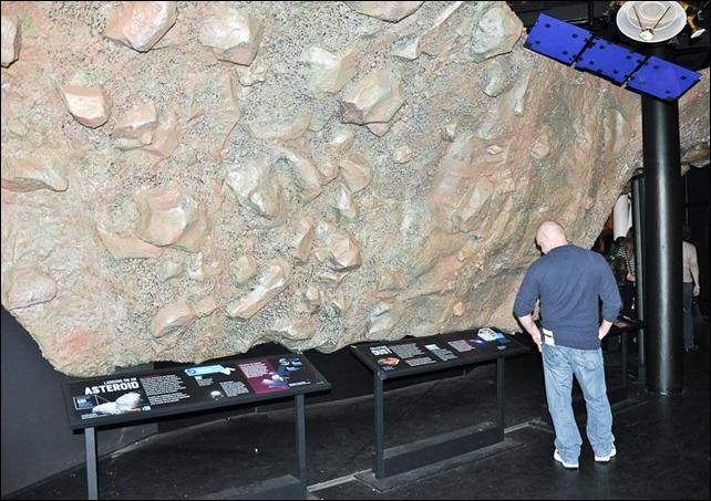 Meteor - Beyond Planet Earth - AMNH