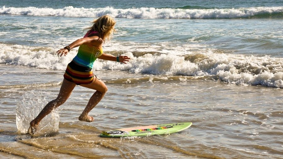 Skimboard Sprint, Take Two