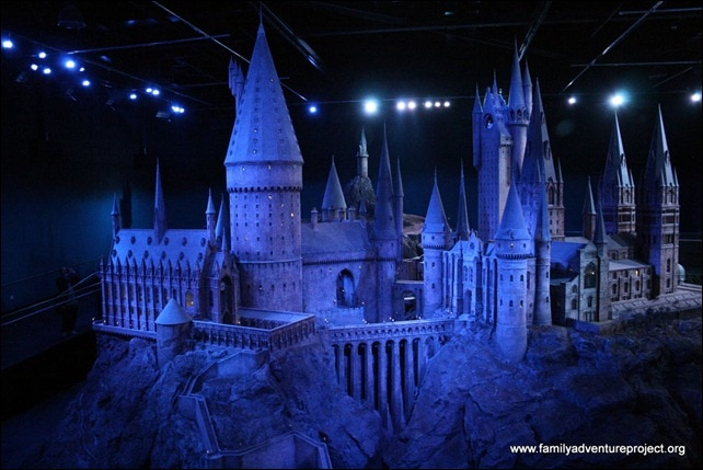 Warner Bros. Studios London - The Making of Harry Potter - Hogwarts