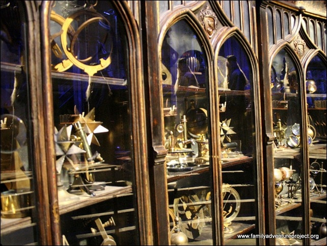 Warner Bros. Studios London - The Making of Harry Potter - Dumbleldore props