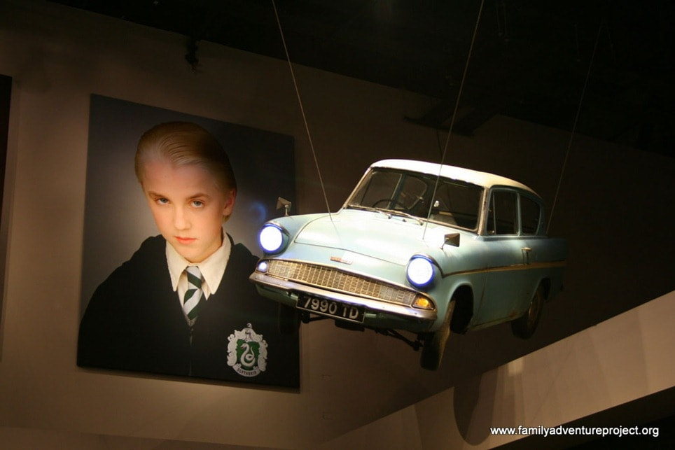 Magic for muggles – New Warner Bros. Studios London The Making of Harry Potter Tour