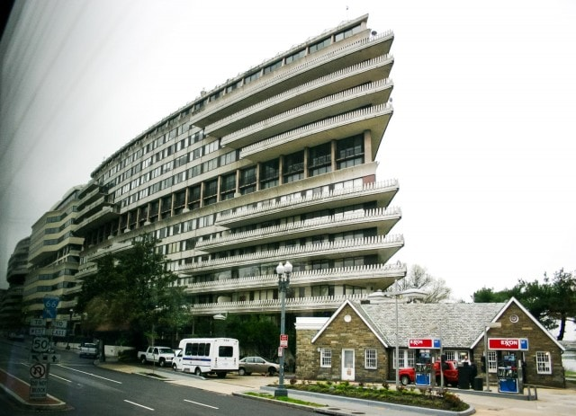 Watergate Apartments - Washington DC