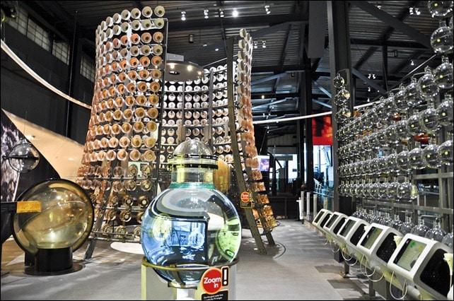 corning glass museum casserole tower