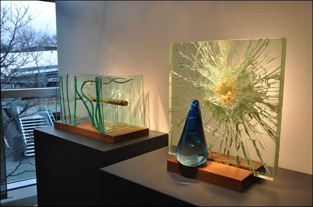 corning glass museum galleries