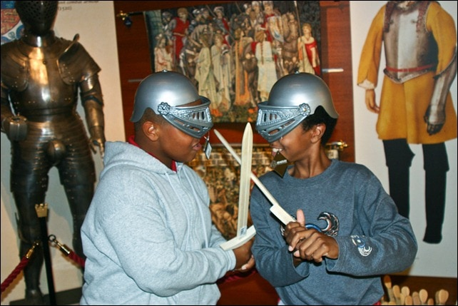 duel at the Tower of London-2