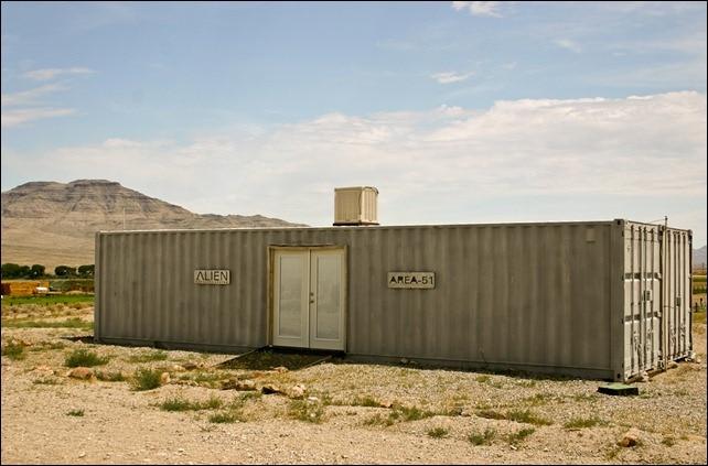 Alien Research Center - Area 51