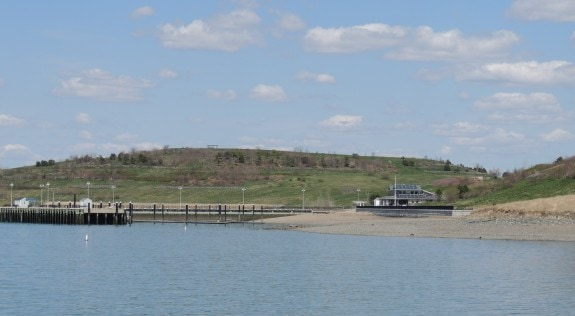 Spectacle Island Beach