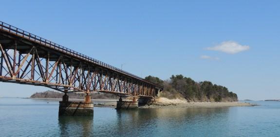 Bridge to Long Island