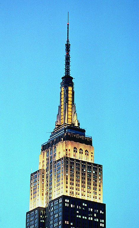 Pictures Of Tourist Attractions In The Empire State Building