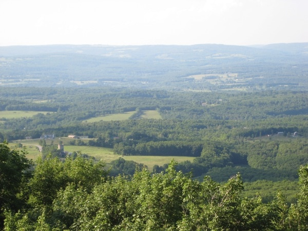 View from Windham Mountain