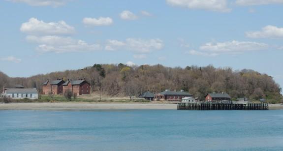 Shutter Island aka Peddocks Island