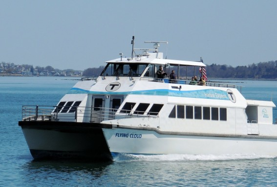 The Cloudspitter Ferry