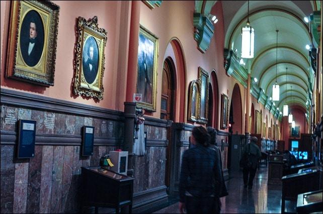 hall of governors tour